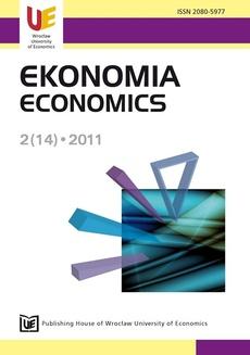 Ekonomia 2(14) 2011