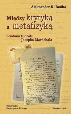 Między krytyką a metafizyką - Rozdz 3 W stronę Punktu wyjścia metafizyki