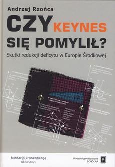 Czy Keynes się pomylił?
