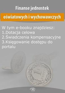 Finanse jednostek oświatowych i wychowawczych, wydanie czerwiec 2016 r.