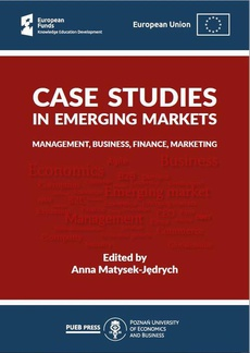 Case studies in emerging markets: Management, business, finance, marketing