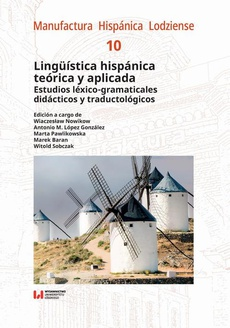 Lingüística hispánica teórica y aplicada