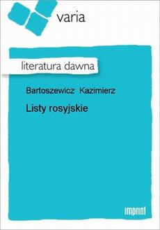 Listy rosyjskie