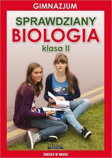 Sprawdziany Biologia Gimnazjum Klasa II