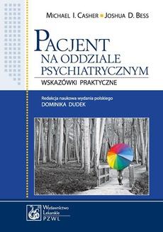Pacjent na oddziale psychiatrycznym