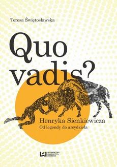 Quo vadis? Henryka Sienkiewicza