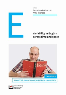 Variability in English across time and space