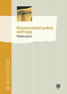 Konserwatyści polscy 1918-1939