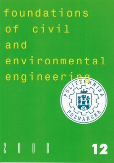 Foundations of civil and environmental engineering 12