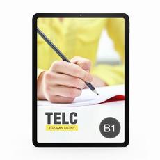 Opracowane arkusze TELC B1 - speaking