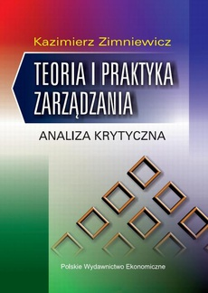 Teoria i praktyka zarządzania