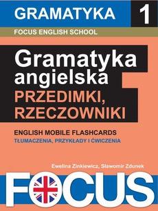 Angielska gramatyka: przedimki i rzeczowniki. Zestaw 1