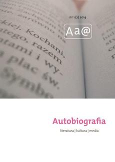 Autobiografia 2014, nr 1(2)