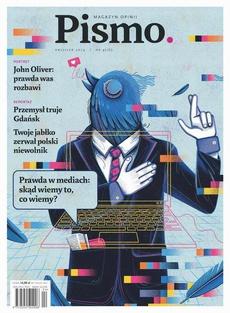 Pismo. Magazyn Opinii 04/2019