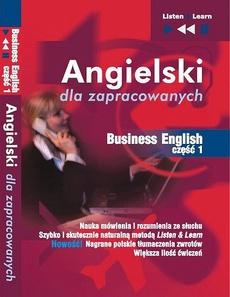 """Angielski dla zapracowanych """"Business English część 1"""""""