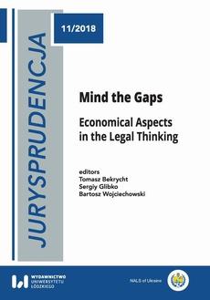 Jurysprudencja 11. Mind the Gaps
