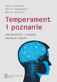 Temperament i poznanie