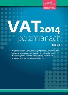 VAT 2014 najnowsze zmiany cz. 1
