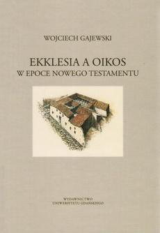 Ekklesia a oikos w epoce Nowego Testamentu