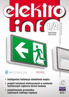 Elektro.Info 1-2/2014