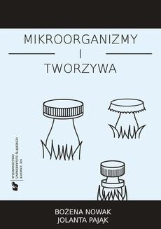 Mikroorganizmy i tworzywa