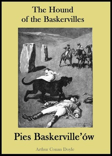 Wydanie dwujęzyczne - Pies Baskerville'ów