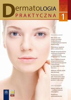 Dermatologia Praktyczna 1/2018