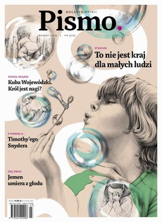 Pismo. Magazyn Opinii 03/2019