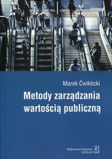 Metody zarządzania wartością publiczną