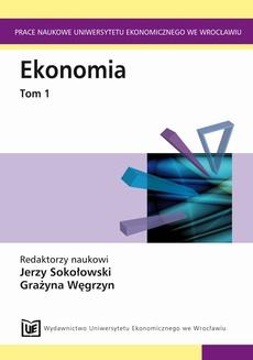 Ekonomia, t. 1