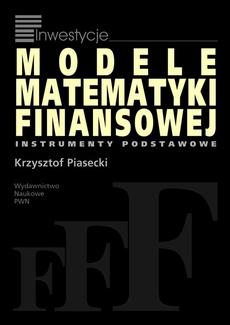 Modele matematyki finansowej