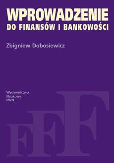Wprowadzenie do finansów i bankowości