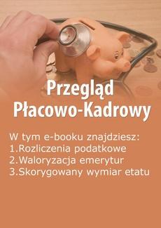 Przegląd Płacowo-Kadrowy, wydanie grudzień 2014 r.