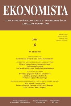 Ekonomista 2016 nr 6