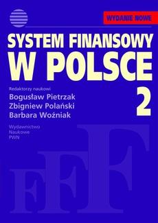 System finansowy w Polsce, t. 2
