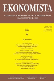 Ekonomista 2014 nr 6