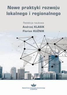 Nowe praktyki rozwoju lokalnego i regionalnego
