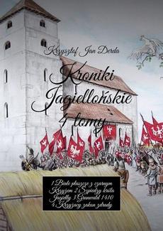 Kroniki Jagiellońskie 4 tomy