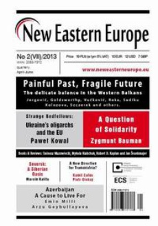New Eastern Europe 2/2013. Painful Past, Fragile Future