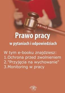 Prawo pracy w pytaniach i odpowiedziach, wydanie grudzień-styczeń 2015 r.