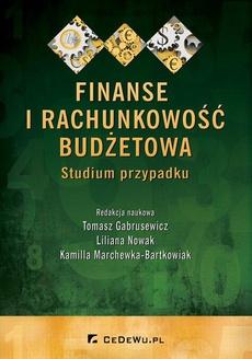 Finanse i rachunkowość budżetowa. Studium przypadku