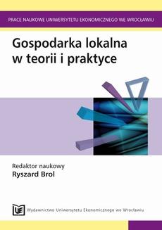 Gospodarka lokalna w teorii i praktyce