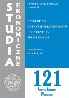 Developing of Transportation Flows in 21st Century Supply Chains. SE 121