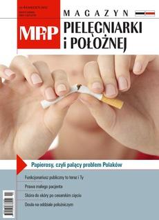 Magazyn Pielęgniarki i Położnej nr 4(2012)