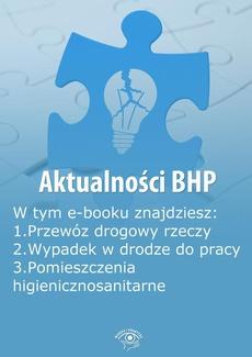 Aktualności BHP, wydanie czerwiec 2014 r.
