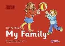 My Family. Nauka angielskiego dla dzieci 2-7 lat