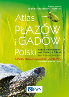 Atlas płazów i gadów Polski