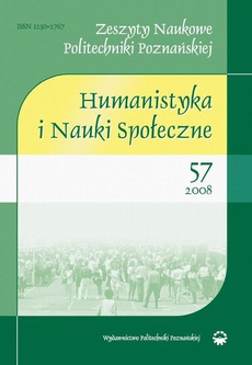 Humanistyka i Nauki Społeczne 57