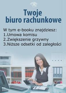 Twoje Biuro Rachunkowe, wydanie listopad 2014 r.