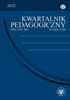 Kwartalnik Pedagogiczny 2018/2 (248)